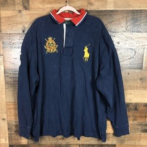 Polo by Ralph Lauren Long jockey Sleeve Shirt